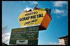 Scrap Metal Tips