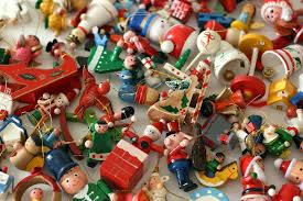 selling vintage christmas ornaments and vintage christmas decorations - 1980s Christmas Decorations
