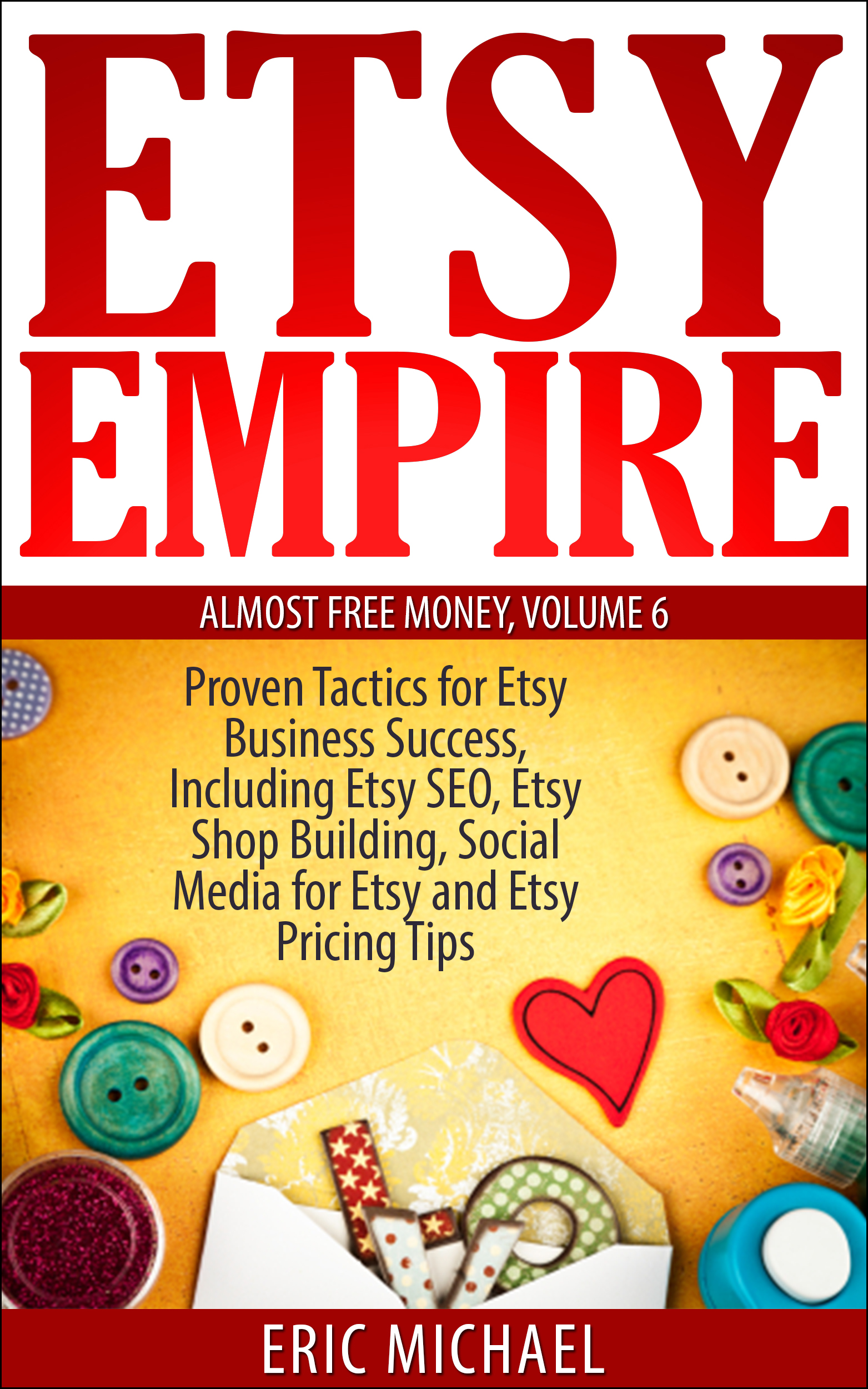 Where to Add Etsy SEO Keywords to Your Etsy Shop