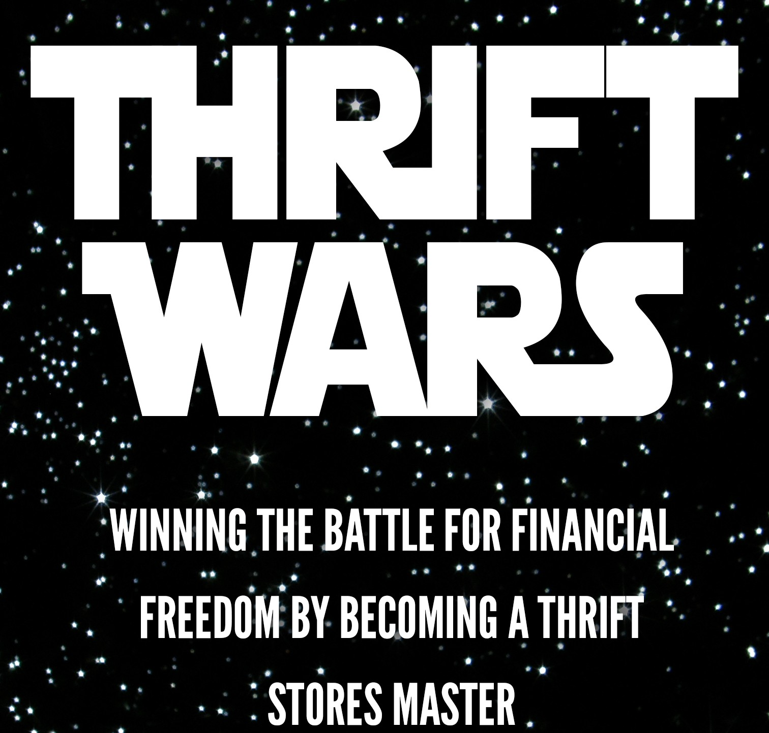 Thrift Wars Book