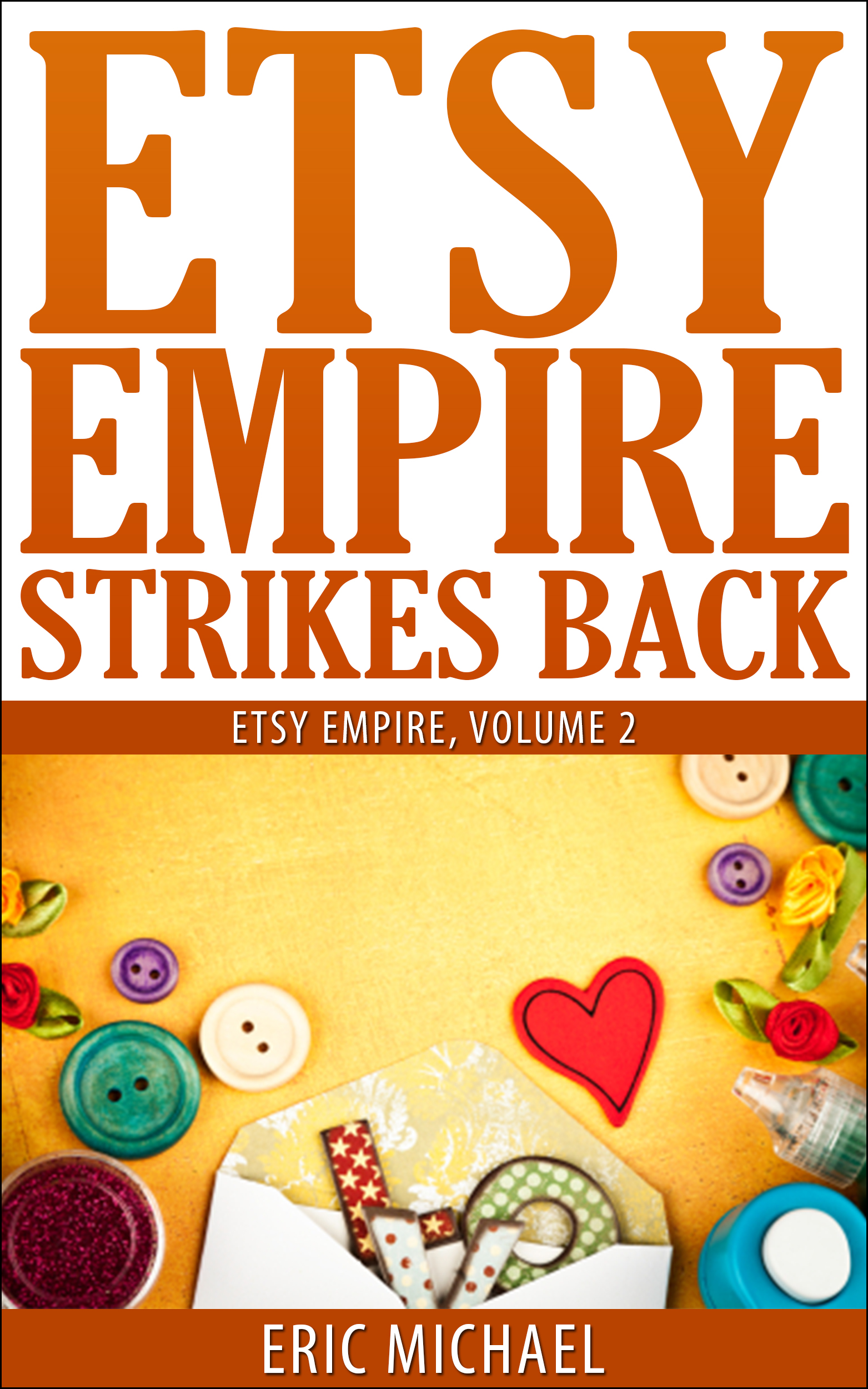 Etsy Empire Strikes Back