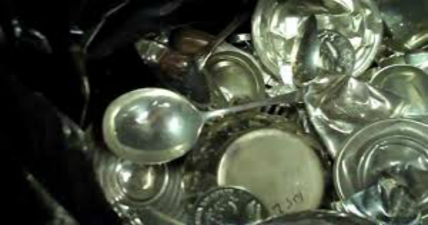 scrap sterling silver image