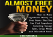 almost free money cover