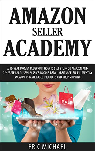 Learn How to Sell Stuff on Amazon with Amazon Seller Academy